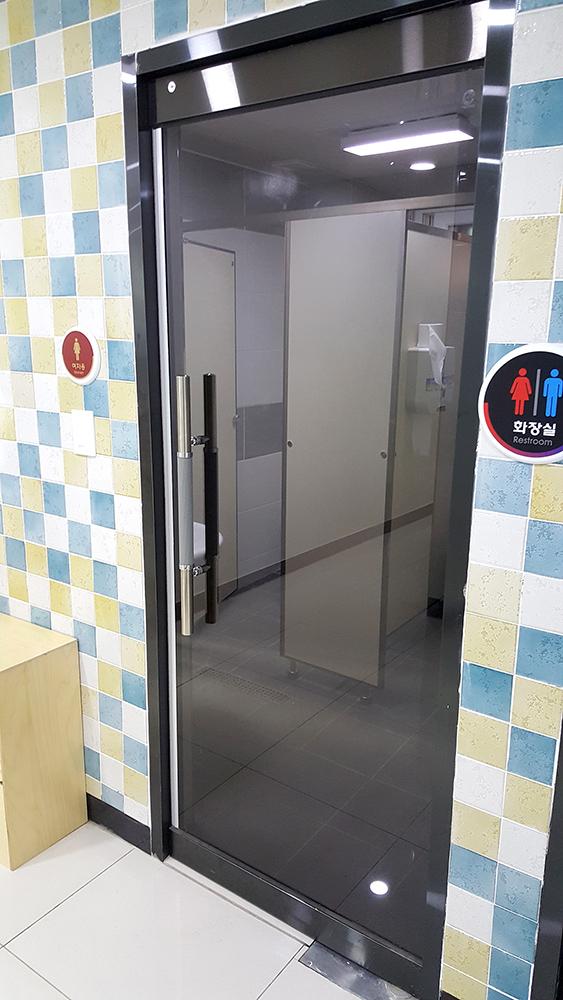 단풍나무관 2층 화장실(여자)