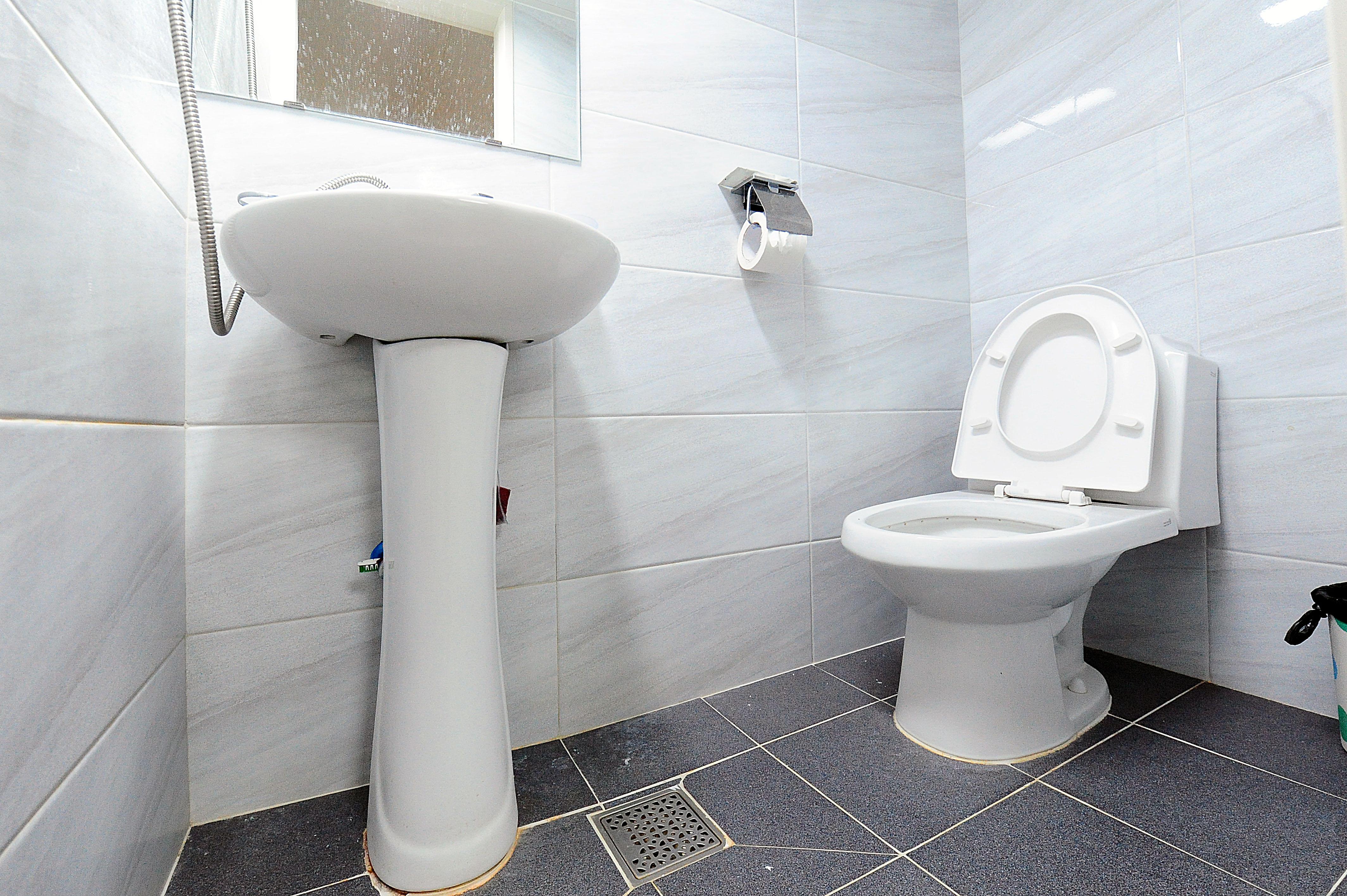 크리스하우스 믿음/소망/사랑동 3층 화장실